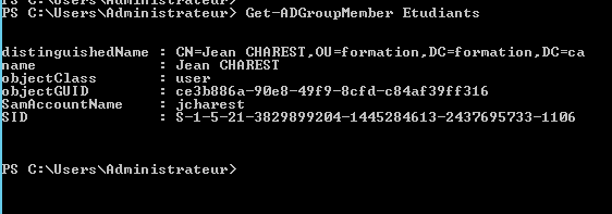 Powershell command for Active directory,Organizational Units